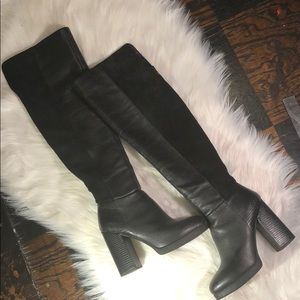 CIRCUS SAM EDELMAN • over the knee boots